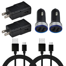 For T-Mobile Samsung Galaxy S8 S9 S10+ Note 10 9 8 Car Wall Charger USB-C Cable