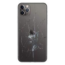 Apple Iphone 11, 11, 11 Max Pro Cubierta Trasera servicio de reparación reemplazo de vidrio