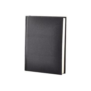 Casebound Cover Hardback Sketch Book 100 Sheets 110gsm A5