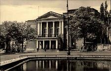 Halle Saale Sachsen-Anhalt 1958 Theater des Friedens Verlag Volkskunstverlag