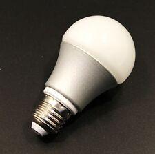 LAMPADINA SFERA GLOBO A LED RISPARMIO ENERGETICO 7 WATT E27 LUCE CALDA 2700K