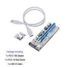 GPU Riser Card USB PCI-E 1x To 16x Extender Cable