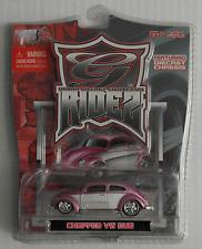 Maisto – VW Käfer Custom pinkmetallic/weiß Neu/OVP