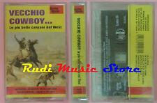 MC VECCHIO COWBOY Le piu belle canzoni del west REPLAY SIGILLATA cd lp dvd vhs