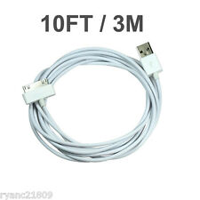 3M 10FT USB Data CHARGING CABLE CORD for iPHONE 4S 4 3G IPOD TOUCH 4 3