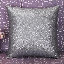 Glänzend Aufgereiht Kissenbezug Glitzer Pailletten Überwurf Wohndeko Kissen