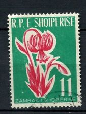Albania 1961 SG#681 11L Flowers Used #A30939