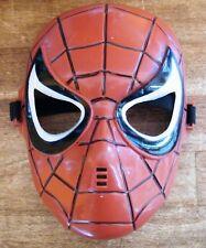 masque Spiderman   enfant 5 / 10  ans déguisement super héros    neuf