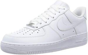 Nike Air Force 1 Low Triple White '07 BRAND NEW, MEN SIZES.