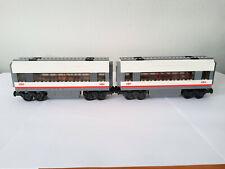 Lego City Eisenbahn ICE Anhänger 60051  60052 60197 60098 7938 3677