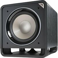 Polk Audio 12 Inches 400 Watts Home Theater Subwoofer Black Walnut (HTS SUB 12 )