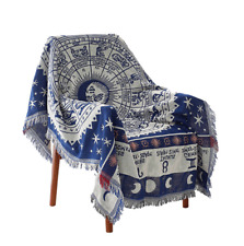 """71""""x 91"""" Woven Throw Blanket Cozy Sofa Bed Couch Cover Bedroom Decor Nordic US"""