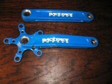 Vintage MTB Race Face Turbine SID blue Crankset 175 mm Klein Fat Chance