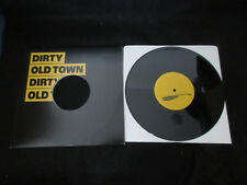 Black Rebel Motorcycle Club Dirty Old Town EU Promo Vinyl 10 inch Single BRMC