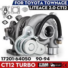 Turbo Charger for Toyota Townace 2.0L CT12 17201-64050 Turbocharger & Gasket