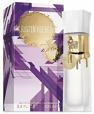 COLLECTOR EDITION Justin Bieber 3.4 3.3 oz 100 ml Women Perfume EDP NIB
