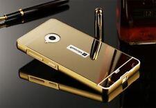 Nokia Lumia 535 630 735 640 830 950 XL Metal Plastic Mirror Back Cover Case Sale