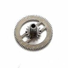 Pieza recambio ETA 2892A2 original 242 Cannon pinion with driving wheel 2.08mm
