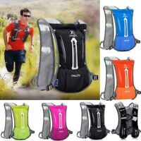 Sports Backpack Hiking Hydration Pack Cycling Running Vest + 2L Water Pack