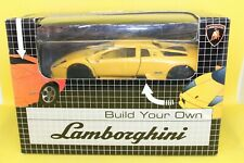 Welly Build Your Own Lamborghini - Pull Back and Go