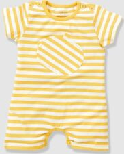 Baby All in One, Yellow Stripe, 18-24 months, New