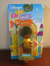Vintage It's A Small World Nigeria Cherry Merry Muffin Doll Box Disney