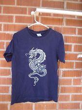 Pre-owned *** DRAGON *** Men's Medium Cotton T-Shirt