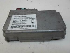 SRS CONTROL MODULE FORD FIVE HUNDRED 2005 2006 2007 6G13-14B321-BB OEM