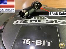Sega Genesis 32X to Genesis Model 1 patch / link cable - 5 volt safe!