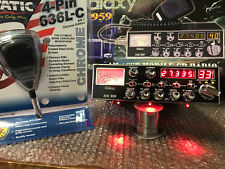 Galaxy 959, RED Displays,Mosfet Finals,With Connex Turbo Echo,New Cb Radio