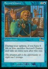 Second Chance   EX+   Urza's Legacy   Magic MTG