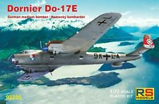Rs Models 92235 1/72 Dornier Do-17E German medium Bomber Modellbau Flugzeug