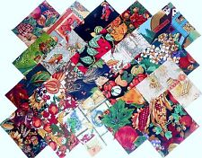 "20 10"" autumn/harvest Quilting Fabric Layer Cake Squares Autimn/harvest NEW ITEM"
