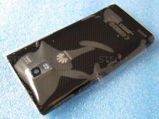 Original Huawei Ascend P1 (U9200-1) Akkudeckel / Batterie Cover Schwarz