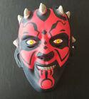 VERY RARE Vacuform Darth Maul Halloween Mask