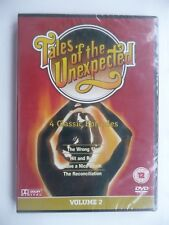 Tales of the Unexpected: Volume Two Collection (DVD, 2000) New and Sealed