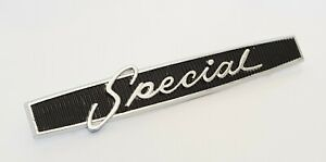 Special Badge HD Glove Compartment Box Genuine Holden NOS 7425670