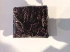 Paul Smith portafoglio, billfold crumbled paper