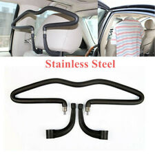 Stainless Steel Car Seat Headrest Coat Rack Jacket Shirt Clothes Hanger Holder