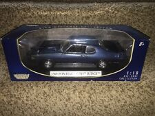 Motor Max 1969 Pontiac GTO Judge Die-Cast 1/18 Scale, MIB