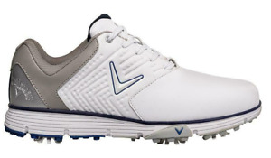 Callaway Chev Mulligan S Golf Waterproof Shoes White Various sizes