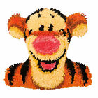 Disney's Winnie The Pooh Tigger Shaped Cushion Latch Hook Kit