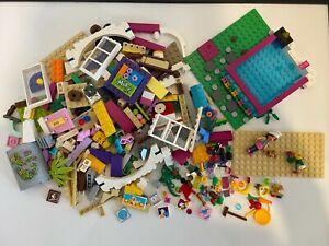 1+ LB LEGO FRIENDS Disney Elves Girls Bulk Bricks Assorted Lot-Figure+ Pet #27