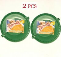 2# Large Empanada Maker Dumpling Mould Dough Press Mold Turnover Ravioli Pastry.