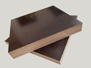 9-24mm Siebdruckplatte Platte Zuschnitt Birke wasserfest Multiplex Bodenplatte