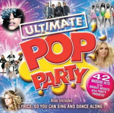 Various Artists : Ultimate Pop Party CD (2009)