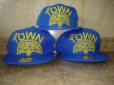"Golden State Warriors ""The Town"" New Era 9FIFTY NBA Adjustable Hat Cap.Free ship"