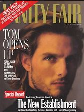OCT 1994 VANITY FAIR vintage magazine ( UNREAD - NO LABEL ) TOM CRUISE