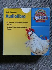 Audiolibro Calle De La Lectura Grado 1 Scott Foresman 16 Audio CDs Education