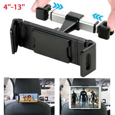 Car Headrest Mount Bracket Auto Back Seat Phone Tablet Holder for iPhone iPad X